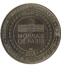 BONDY - Association Numismatique 10 (téléthon) / MONNAIE DE PARIS 2018