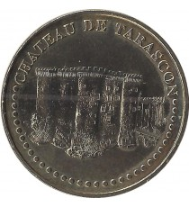 TARASCON - Château de Tarascon 2 (Face Simple) / MONNAIE DE PARIS 2009