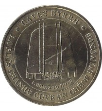 THUIR - Caves de Byrrh / MONNAIE DE PARIS 2006