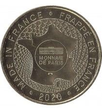 ORANGE - Théatre Antique 2 (vue aérienne) / MONNAIE DE PARIS 2020