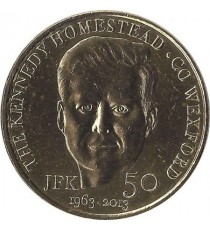 NEW ROSS - The Kennedy Homestead (JFK 1963-2013) / MONNAIE DE PARIS 2013