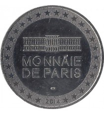 HOLIDAY ON ICE 2 - 70ème Anniversaire (Argent) / MONNAIE DE PARIS / 2014