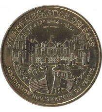 ORLÉANS - Association Numismatique du Centre 2 / MONNAIE DE PARIS 2014