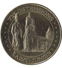 SAINT-JUNIEN 2 - 72 ème Ostensions / MONNAIE DE PARIS 2016